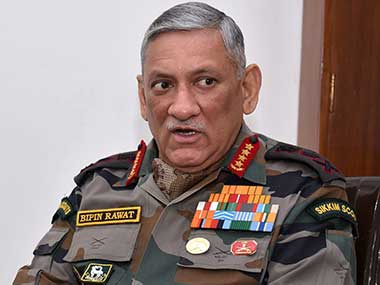 , Army operating with people-friendly rules of engagement in J-K: Rawat