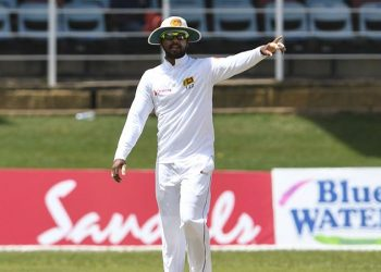 Beleaguered Sri Lankan skipper Dinesh Chandimal is desperate for some face-saving effort after the ball-tampering charge against him