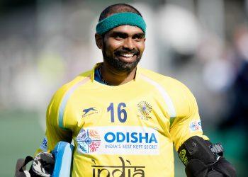 PR Sreejesh was outstanding under the Indian bar against Belgium