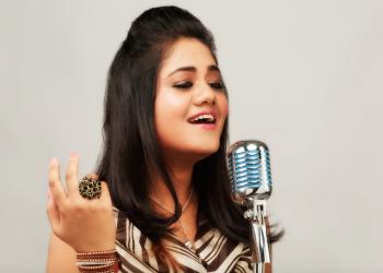 Singer Pragya Patra
