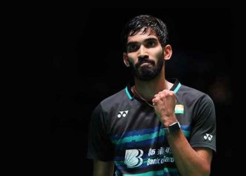 Kidambi Srikanth aims for staying injury-free in 2018