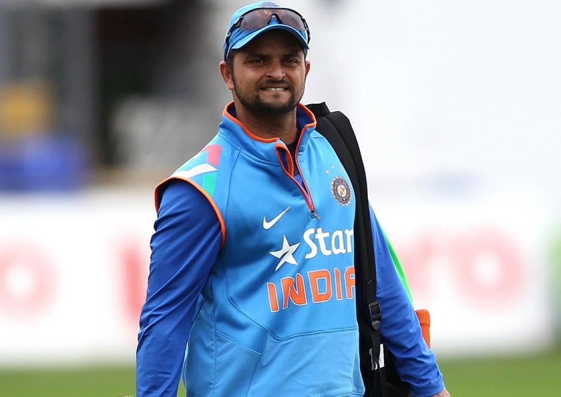 Suresh Raina to replace Ambati Rayudu in India's ODI squad