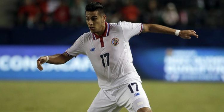 Costa Rica defender Ronald Matarrita has been ruled out of the World Cup due to injury