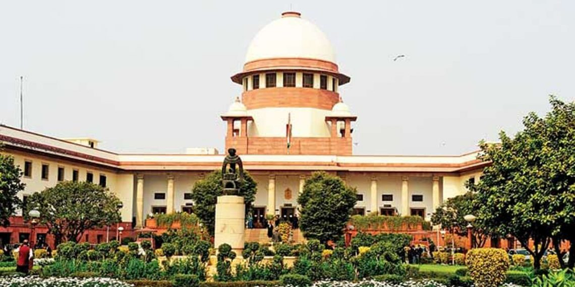 SC, Court's duty to strike down law if it violates fundamental right: SC