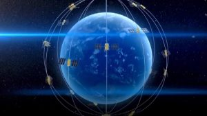 China satellites