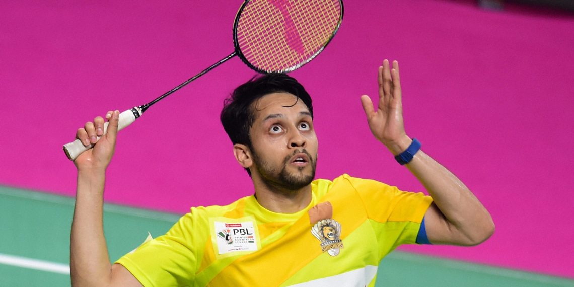Parupalli Kashyap made a winning return after a long injury lay-off