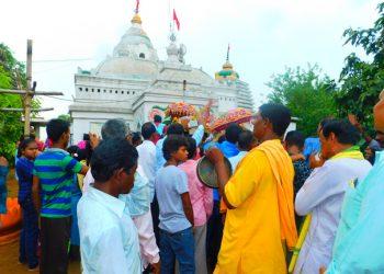 Kukurjangha Rath Yatra-unique rathyatra