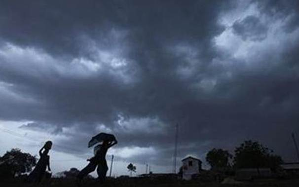 Lightning, Lightning and thunderstorm warning for 9 districts