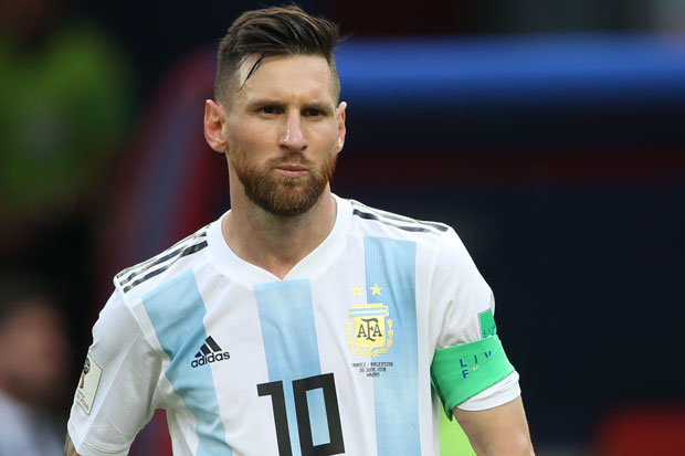 Lionel Messi has been fan favourite despite Argentina's early exit from the World Cup