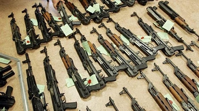 Maoists, Chhattisgarh cops probe source of foreign arms seized from Maoists