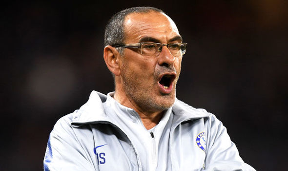 Chelsea head coach Maurizio Sarri won his first match in charge  over Perth Glory, Monday