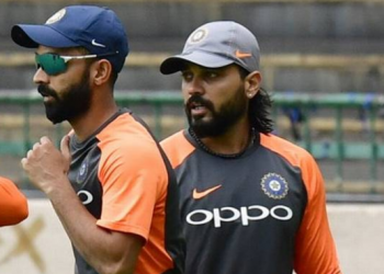 Ajinkya Rahane and Murali Vijay are likely to play for India A against England Lions, Monday