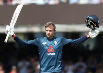 Joe Root scored a brilliant century in the third ODI to help England clinch the series 2-1 against India