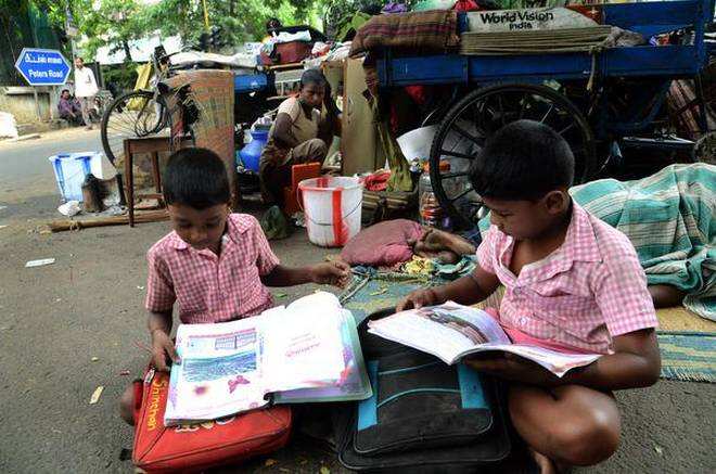 Odia students in AP fail to get books - OrissaPOST