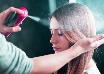 The flip side of hairsprays
