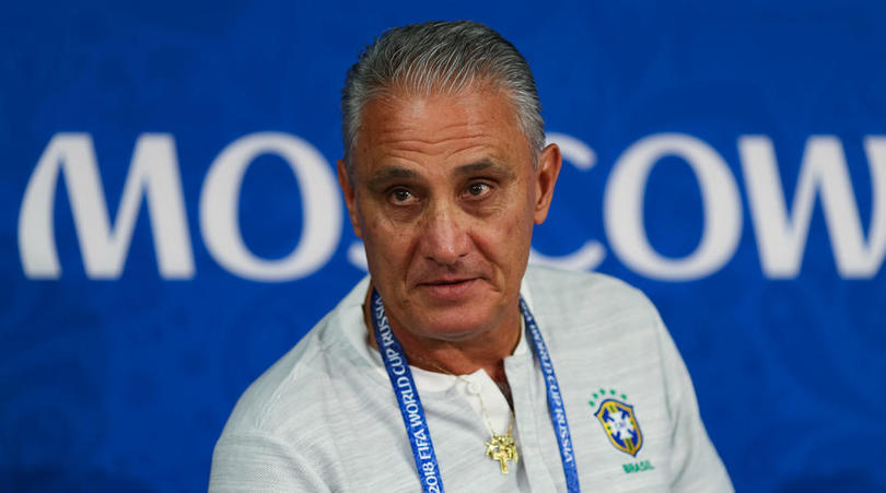 Tite to stay as Brazil coach until 2022