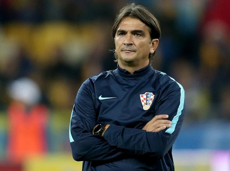 Craotian coach Zlatko Dalic