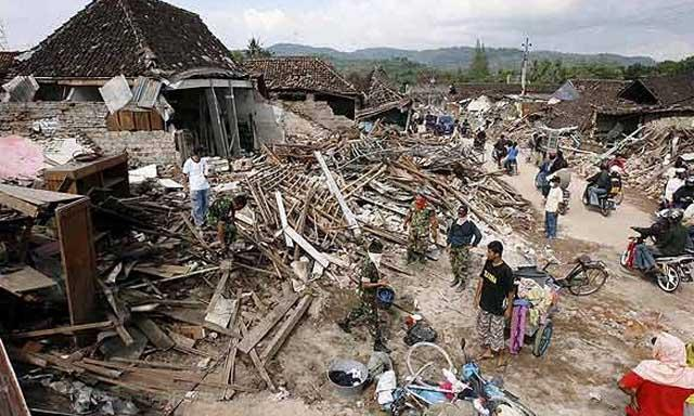 injured, 14 dead, 162 injured in Indonesia quake