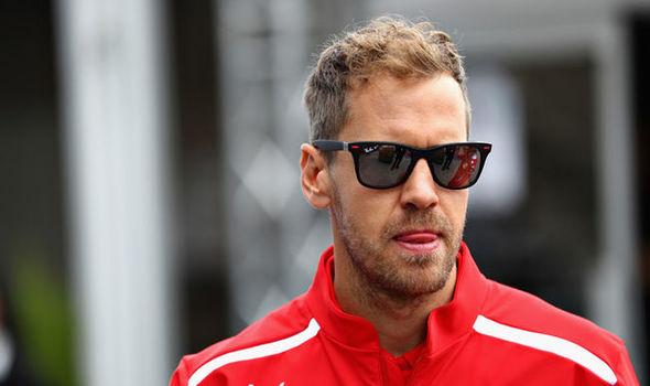 Vettel, Time for Vettel to apply pressure
