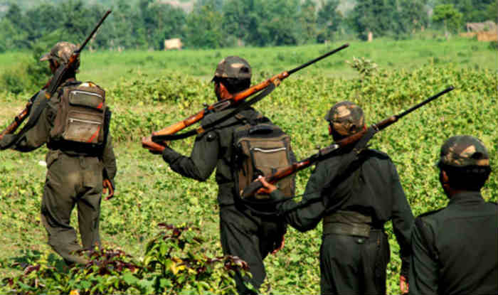 Maoist, State police on toes against Maoists