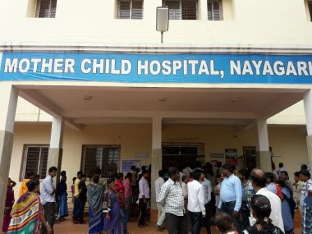 tension, Tension over kid's death due to alleged medical negligence