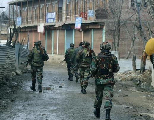 Militant, Militant killed in encounter in Bandipora