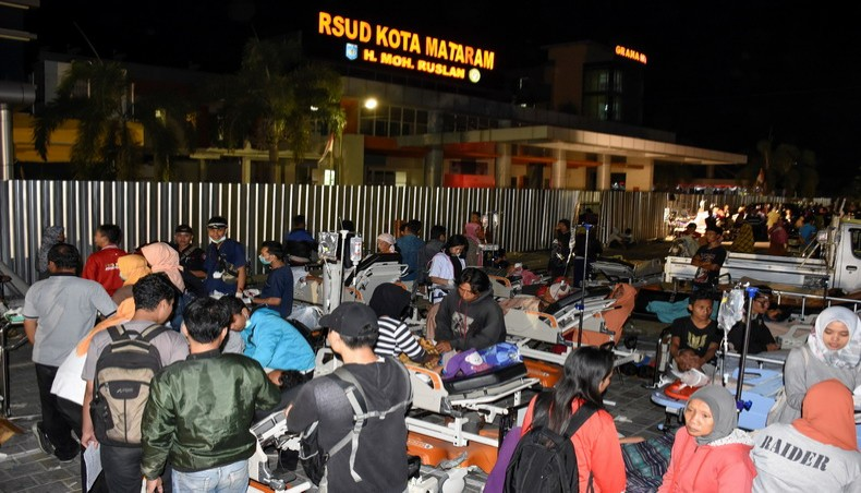 Earthquake, 91 killed, several injured as Earthquake hits Indonesia