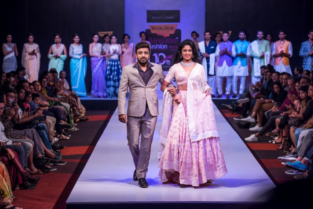 Bangalore Fashion Week Odia Designer Casts A Spell On Audience Orissapost
