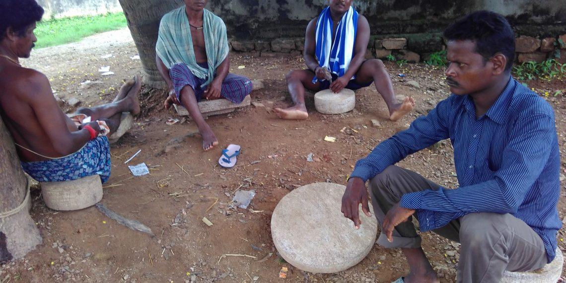 artisans, Stone artisans migrate to work as bonded labourers