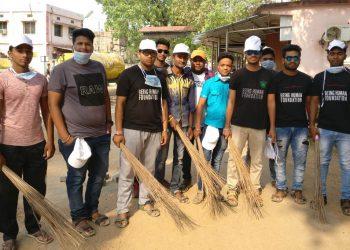 Being Human Foundation Odisha