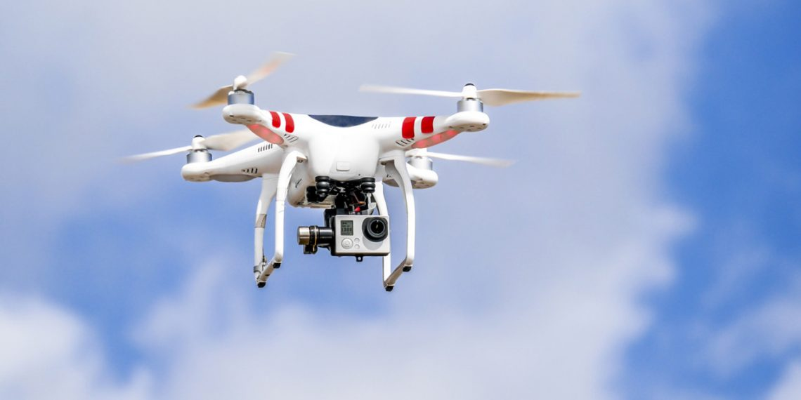 drones, Freeing airspace