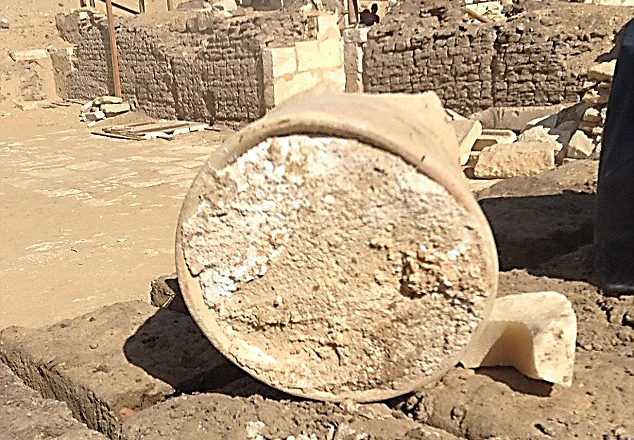 Egyptian tomb-oldest cheese
