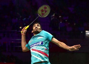 Kidambi Srikanth kept the Indian flag flying at the World Badminton Championships