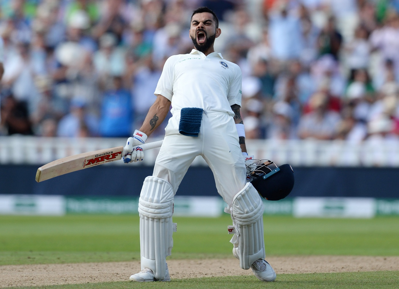 India vs England: India dismisses England for 287 in first innings