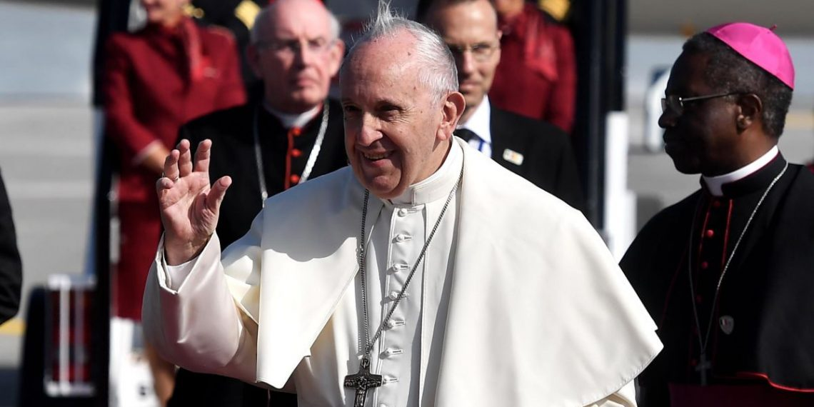 , I share outrage over clergy abuse cover-up: Pope