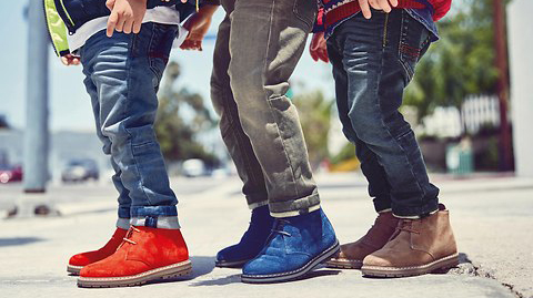 , Trending styles in loafers, moccasins for urbane man
