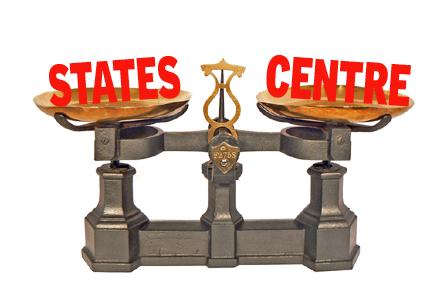 Constitution, Structure weakened