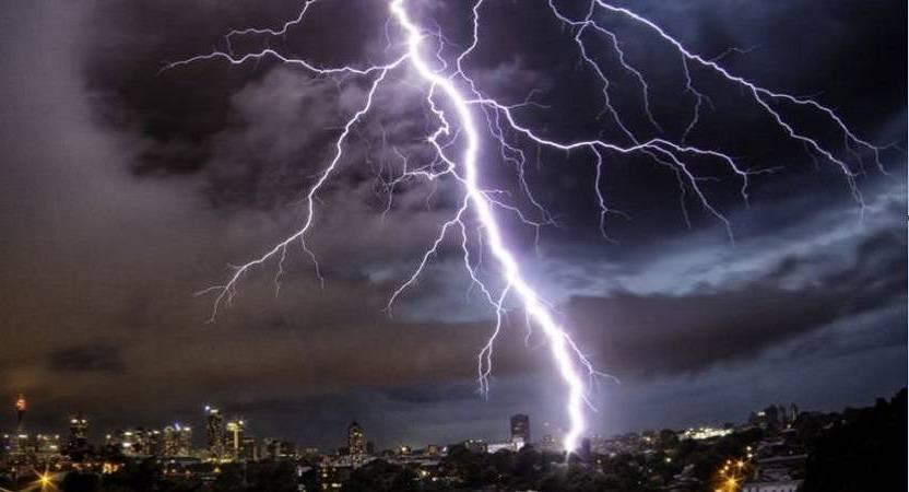 Lightning, 2 killed, 1 hurt in lightning strikes in Angul