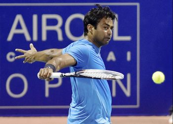 Leander Paes miffed at not getting a specialist men's doubles partner