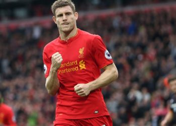 James Milner scored a goal for Liverpool as the Reds beat Crystal Palace