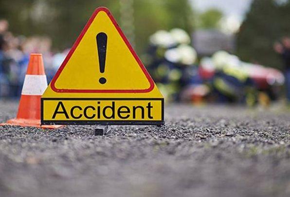 road mishap, One killed in road mishap