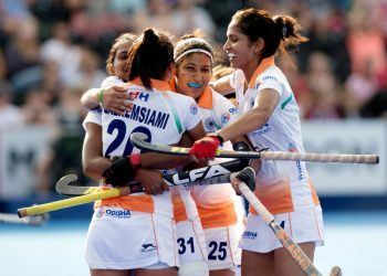 The Indian women's hockey team recorded their 2nd biggest victory in the Asian Games beating Kazakstan 21-0