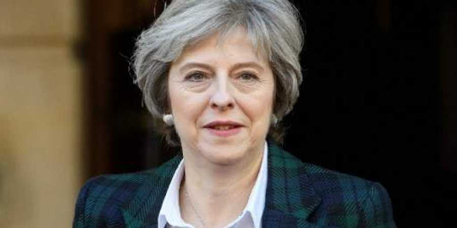 may, May kicks off first Africa tour as British PM