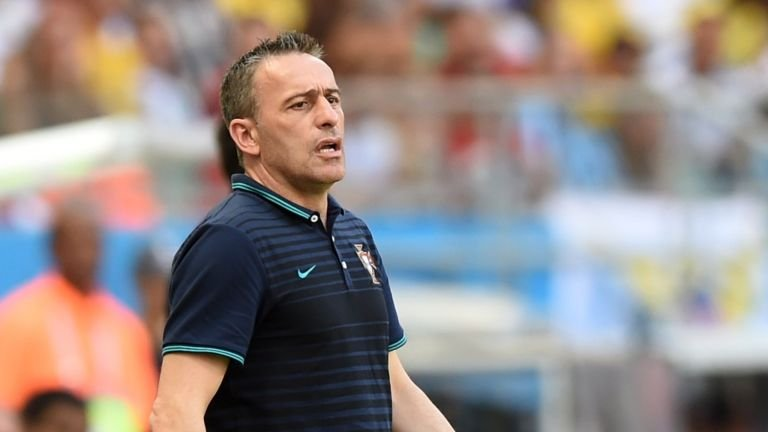 Paulo Bento has been named as the new head coach of South Korea