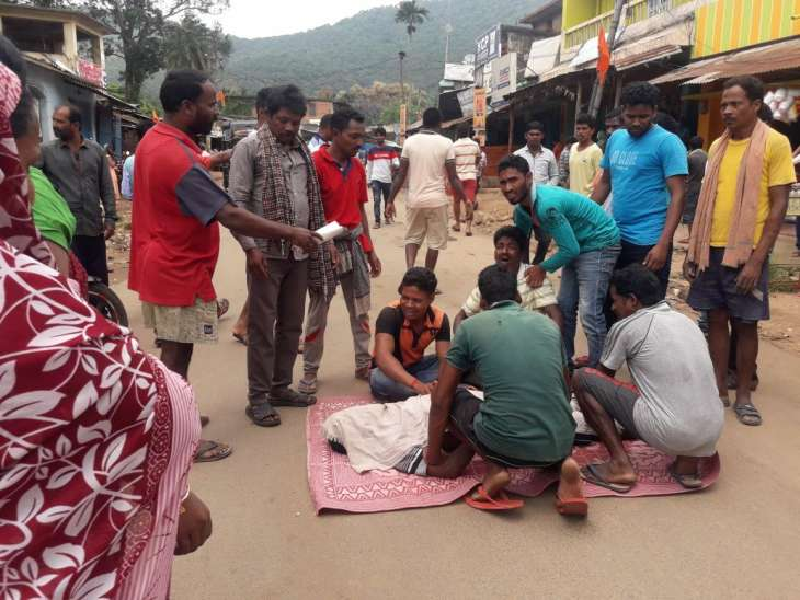 electrocuted, Tension erupts after man dies of electrocution in Kandhamal