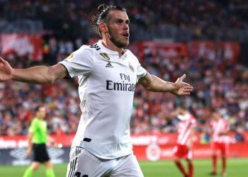Gareth Bale scored a goal against Girona