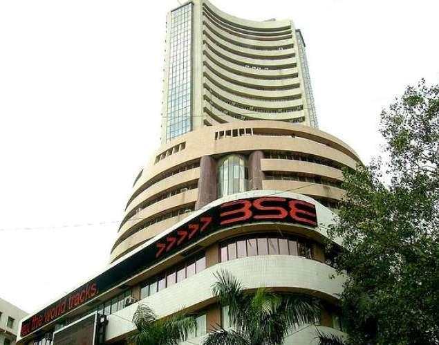 Sensex, Sensex hits record high, Nifty breaches 11,500 mark