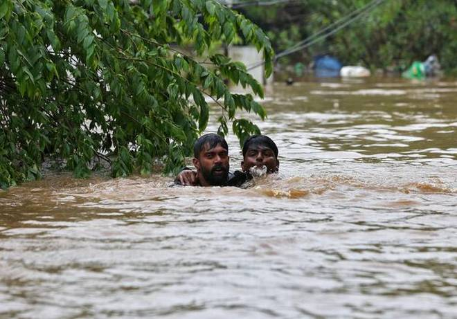 Kerala floods, Odisha urges Kerala to assist stranded Odia labourers