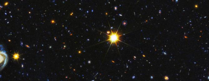 NASA, Hubble paints picture of evolving universe: NASA
