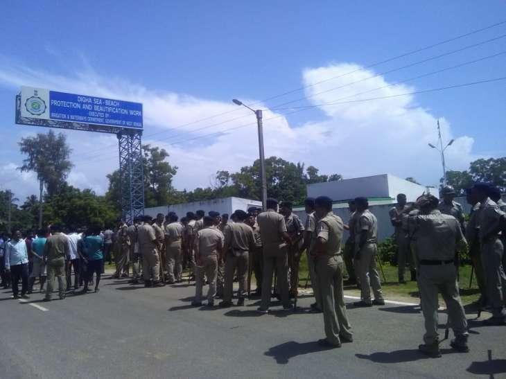 Odisha, Odisha checks Bengal adventurism in Udaypur